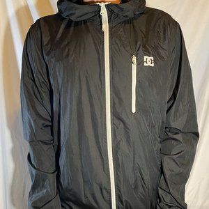 DC Men's Windbreaker- New